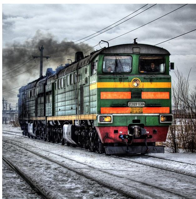 Lokomotiva Ragulin