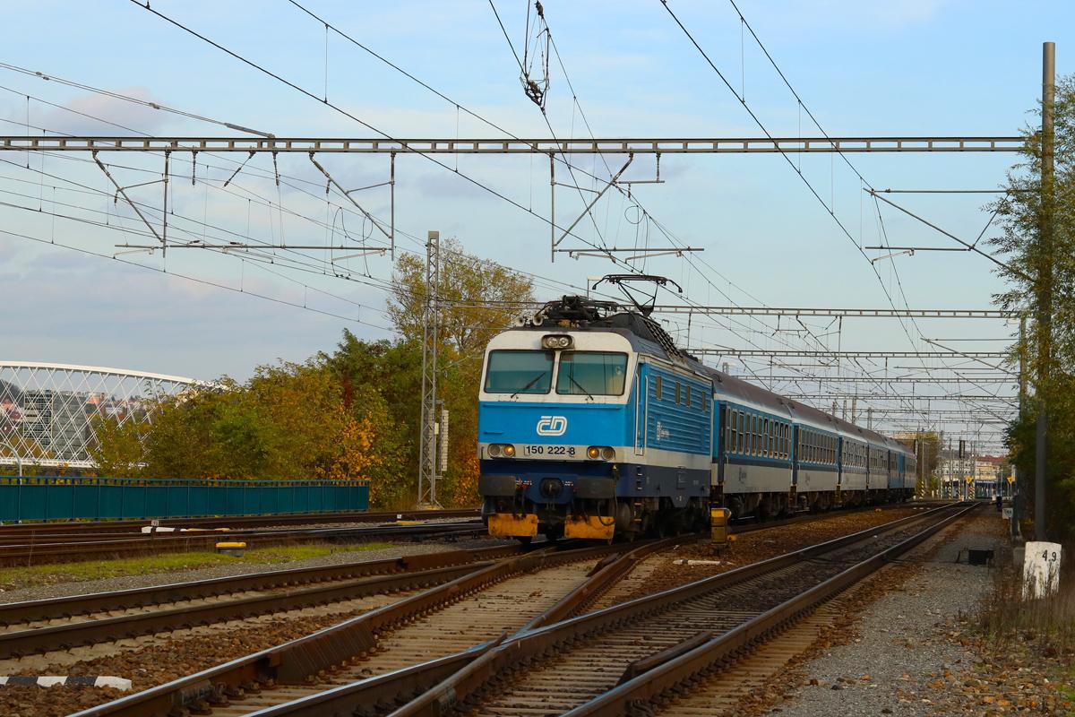 Lokomotiva 150.222 - foto 899