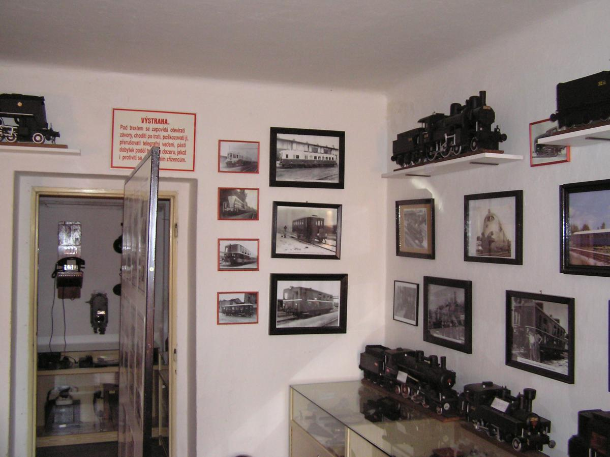 Železniční muzeum Rosice - foto 410