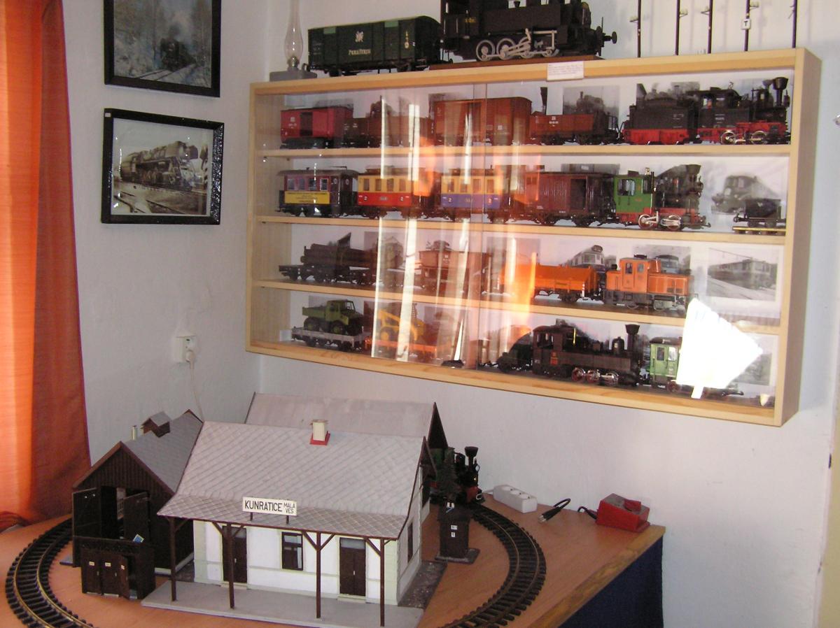 Železniční muzeum Rosice - foto 394