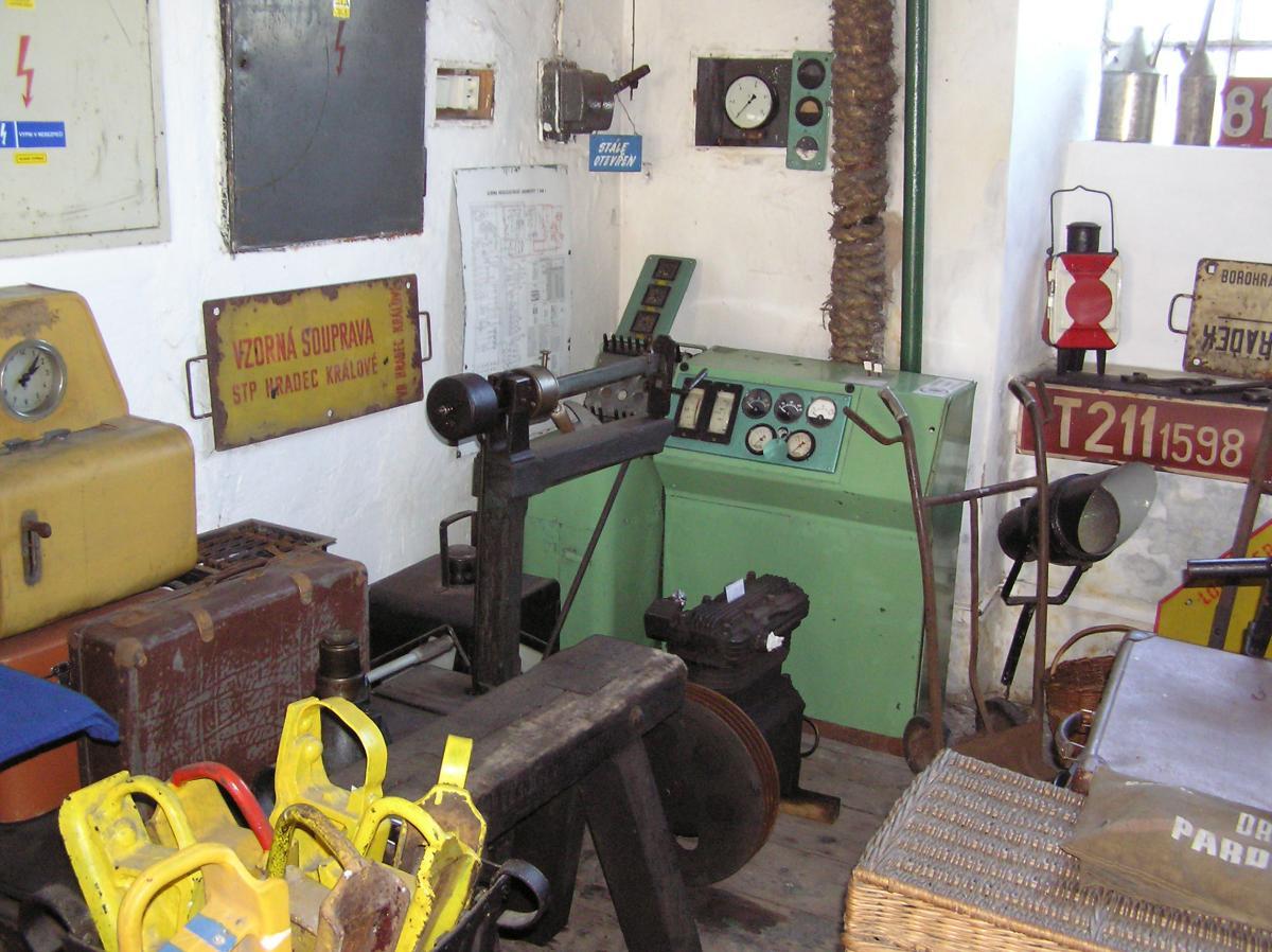 Železniční muzeum Rosice - foto 400