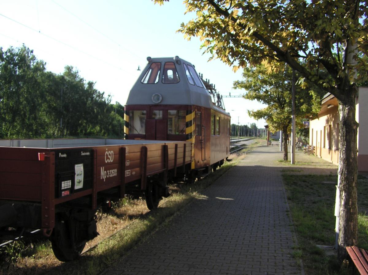 Železniční muzeum Rosice - foto 397
